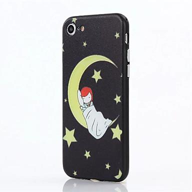 Varten Iskunkestävä Etui Takakuori Etui Maisema Kova PC varten AppleiPhone 7 Plus iPhone 7 iPhone 6s Plus iPhone 6 Plus iPhone 6s iPhone