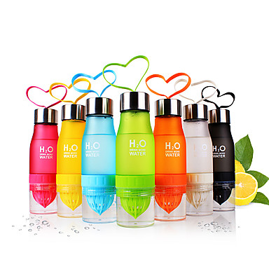 Αθλητικά Ποτήρια, 700 ml Υδατοστεγές BPA δωρεάν Πλαστικό Χυμός Νερό Μπουκάλια Νερού