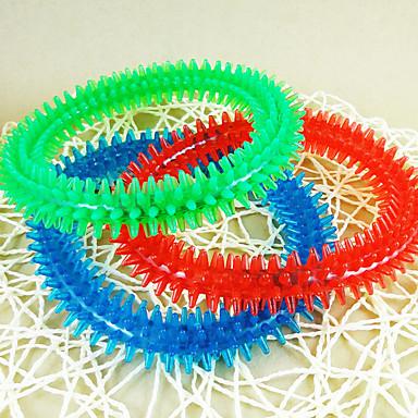 Zabawki do żucia Interaktywne Zabawka do czyszczenia zębów Zabawki piszczące Pisk Elastyczny Trwały Halloween Pchnięcie Gumowy Na Zabawka