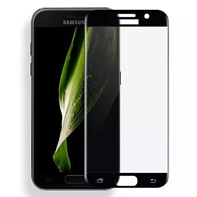 asling Samsung calaxy a3 (2017) 0.2mm 3d kaari reunan koko kansi karkaistua lasia suojakalvo näytön suojus