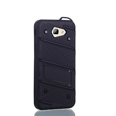 غطاء من أجل Samsung Galaxy J7 Prime J5 Prime ضد الغبار مع حامل غطاء خلفي لون الصلبة قاسي PC إلى J7 Prime J5 Prime