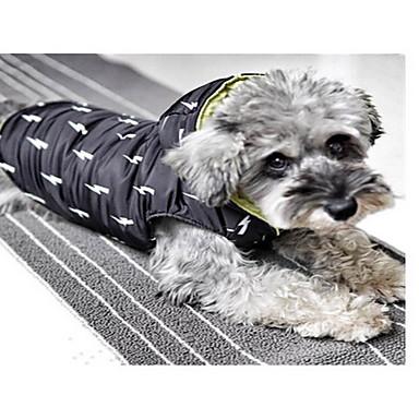 كلب المعاطف ملابس الكلاب متنفس قابل للعكس الرياضات موضة Lightning أزرق داكن أحمر كوستيوم للحيوانات الأليفة