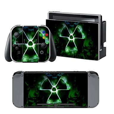 B-SKIN 任天堂 Switch/NS Acțibild Pentru Nintendo comutator,Vinil Acțibild Portabil Novelty #