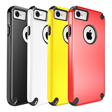 Για Ανθεκτική σε πτώσεις tok Πίσω Κάλυμμα tok Μονόχρωμη Σκληρή PC για Apple iPhone 7 Plus iPhone 7