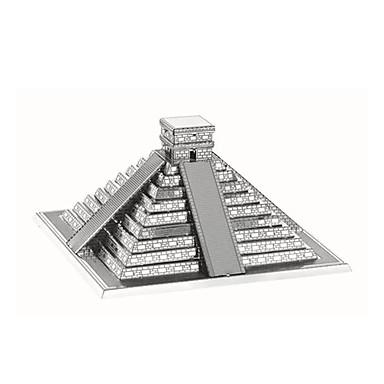قطع تركيب3D تركيب تركيب معدني مجموعات البناء برج بناء مشهور معمارية اصنع بنفسك كلاسيكي صبيان ألعاب هدية