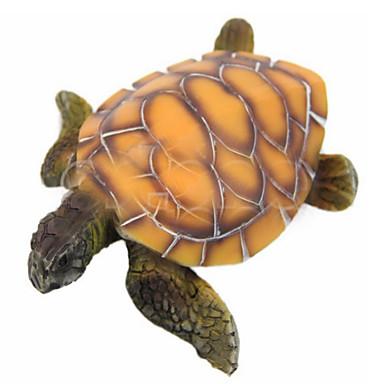 akvaryum dekorasyon süsleme reçine deniz kaplumbağaları