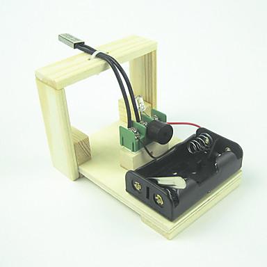 Zabawki Dla chłopców Discovery Toys Nauka i odkrycia Kwadrat Drewniany Metal