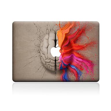 1 قطعة ملصق البشرة إلى مقاومة الحك كارتون نموذج PVC MacBook Pro 15'' with Retina MacBook Pro 15'' MacBook Pro 13'' with Retina MacBook