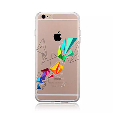 05595840 8 Per iPhone 8 iPhone Plus Fantasia iPhone Geometrica TPU iPhone X Per Custodia Apple 8 Morbido per Plus iPhone disegno 8 iPhone retro X SYXwqd