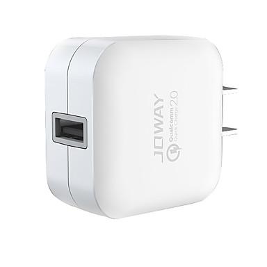 Βύσμα ΗΠΑ Φορτιστής USB τηλεφώνου Γρήγορη φόρτιση Πολλαπλές θύρες cm Εξόδους 2 θύρες USB 2A AC 100V-240V
