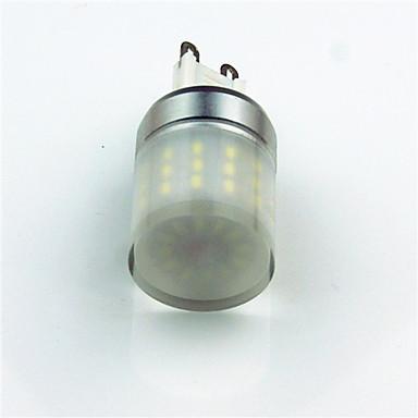 1szt 3,5 W 400 lm G9 Żarówki LED bi-pin T 48 Diody lED SMD 3014 Dekoracyjna Zimna biel 7000K AC220 AC 220-240V
