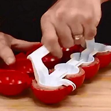 Πλαστική ύλη Δημιουργική Κουζίνα Gadget για κρέας DIY Mold