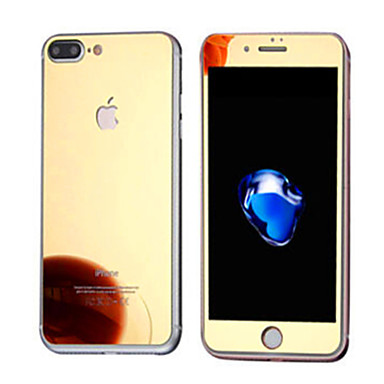 Screen Protector Apple na iPhone 7 Plus Szkło hartowane 1 szt. Folia ochronna przód i tył Lustro