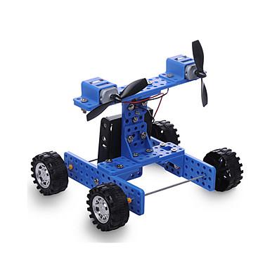 Leluautot Aurinkoenergialla toimivat lelut Lelut Auto DIY Muovi Metalli Poikien Pieces