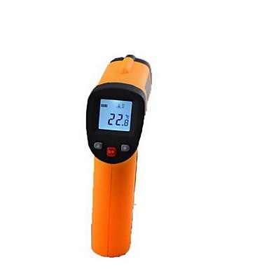 infravörös hőmérő (mérési tartomány: -50 ~ 550 ℃)