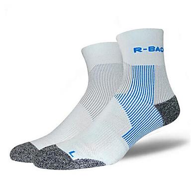 Αθλητικές κάλτσες Χαμηλές Κάλτσες Ανδρικά Φοριέται Αναπνέει Anti Transpirație Άνετο Προστατευτικό Συμπίεση για Κατασκήνωση & Πεζοπορία
