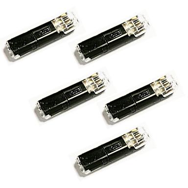 ZDM 5pair podwójna linia terminala szybkie połączenie odpinany h Rodzaj doprowadziły spawania bezpłatny connectordouble