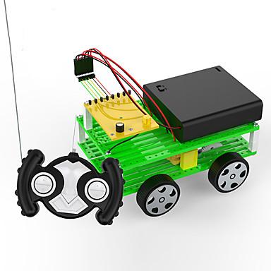 Eğitici Oyuncak Oyuncaklar Araba Elektrik Yenilikçi ABS Metal Parçalar
