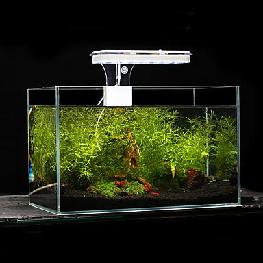 Akvaariot LED-valo Valkoinen Sininen Kytkimillä LED-lamppu 100-240VV