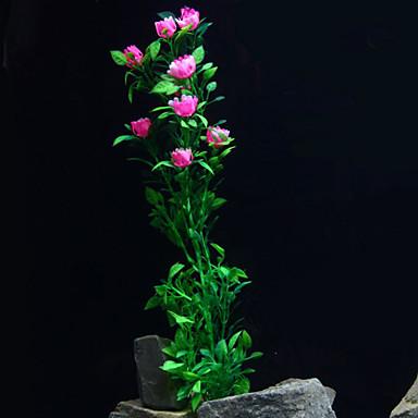 Akvaryum Dekorasyonu Su Bitkisi Zehirsiz ve Tatsız