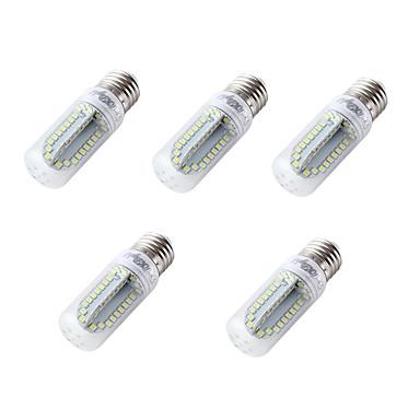4W 350 lm E27 E26 أضواء LED ذرة T 84 الأضواء SMD 2835 أبيض كول DC 12-24V