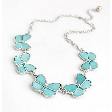 Damskie Naszyjniki z wisiorkami Biżuteria minimalistyczny styl Biżuteria Na Codzienny Casual