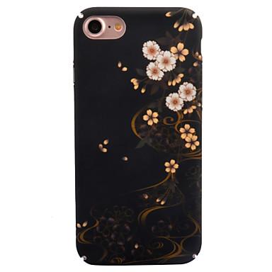 Na Etui Pokrowce Wzór Etui na tył Kılıf Kwiaty Twarde PC na Apple iPhone 7 Plus iPhone 7 iPhone 6s Plus iPhone 6 Plus iPhone 6s iphone 6