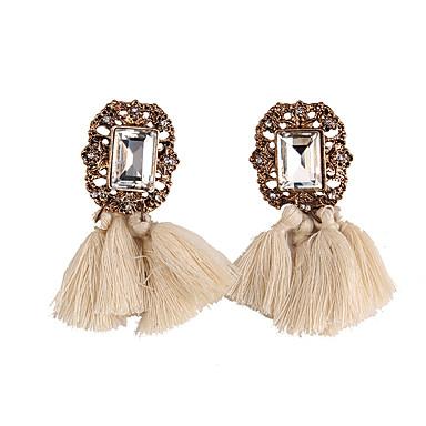 Damskie Biżuteria Artystyczny euroamerykańskiej Modny Kryształ Chrom Inne Biżuteria Ślub Impreza Specjalne okazje Prezent Biżuteria
