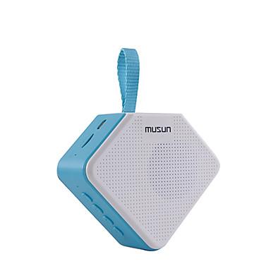 B011 Για Υπαίθρια Χρήση Αδιάβροχο Μίνι Φορητά Σούπερ Bass Χτισμένα μικρόφωνο Υποστηριζόμενη κάρτα μνήμης υποστήριξη FM δίσκο USB