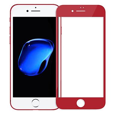 حامي الشاشة Apple إلى iPhone 7 Plus زجاج مقسي 1 قطعة حامي كامل للجسم انفجار برهان 2.5Dحافة منعظفة 9Hقسوة (HD) دقة عالية