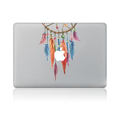 1 szt. Naklejka na obudowę na Odporne na zadrapania Geometryczny Wzorki PVC MacBook Pro 15'' with Retina MacBook Pro 15'' MacBook Pro