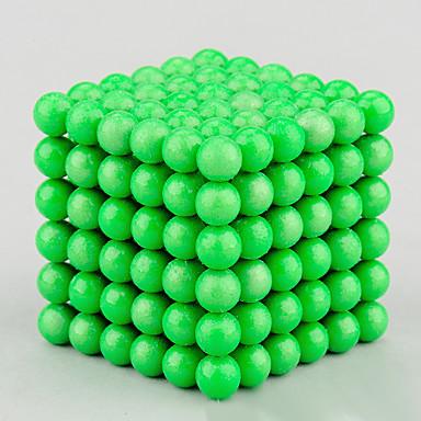0d0c0b86 216 pcs 5mm Magnetiske leker Magnetiske kuler Byggeklosser Supersterke  neodyme magneter Neodym-magnet Selvlysende Stress