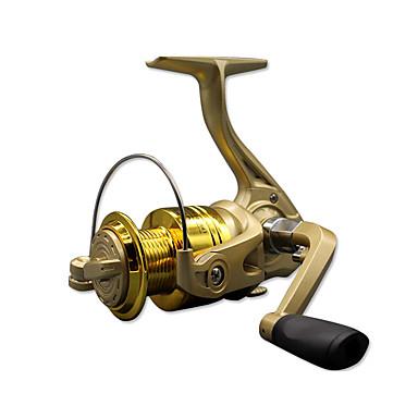 Fishing Reels بكرة دوارة 5.2:1 10 الكرة كراسى أيمن الصيد العام-CF4000