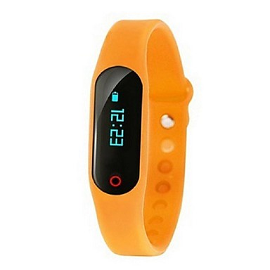 yyxh έξυπνο βραχιόλι / έξυπνο ρολόι / bluetooth tracker οθόνη βραχιολάκι βραχιόλι του καρδιακού ρυθμού γυμναστήριο