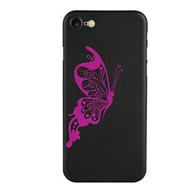 Varten Kuvio Etui Takakuori Etui Perhonen Pehmeä TPU varten Apple iPhone 7 Plus iPhone 7 iPhone 6s Plus iPhone 6 Plus iPhone 6s iPhone 6