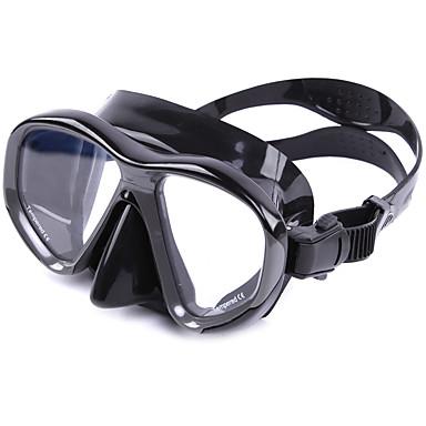 Maski do nurkowania Nurkowanie Szkło Silikon