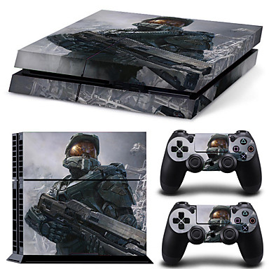 B-SKIN PS4 Genți, Cutii și Folii - PS4 Novelty #
