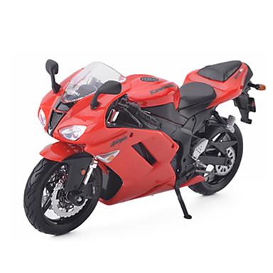 Jucării pentru mașini Toy Motociclete Vehicul cu Tragere Motocicletă Jucarii Simulare Mașină Motocicletă Aliaj Metalic MetalPistol Ninja