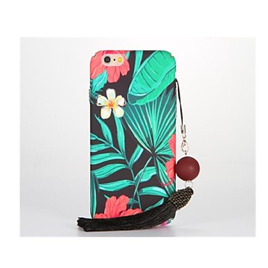 Na DIY Kılıf Etui na tył Kılıf Kwiat Twarde PC na Apple iPhone 7 Plus iPhone 7 iPhone 6s Plus iPhone 6 Plus iPhone 6s iphone 6