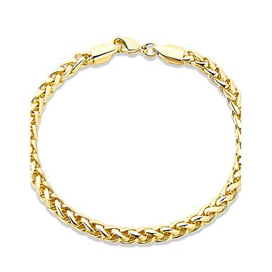 Damskie Bransoletki i łańcuszki na rękę Kryształ Przyjaźń Modny Pozłacane Geometric Shape Biżuteria Prezenty bożonarodzeniowe Ślub