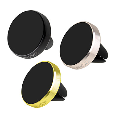 ziqiao aer universal vent auto magnetic de montare titularul suport de telefon mobil pentru iPhone 5 5c 5s 6 6S 7 plus Samsung Galaxy s6