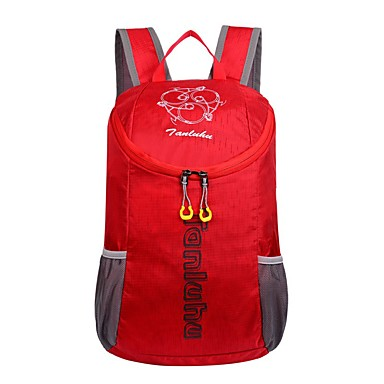 20 L sırt çantası Kamp & Yürüyüş Serbest Sporlar Fitness Yağmur-Geçirmez Toz Geçirmez Giyilebilir Nefes Alabilir