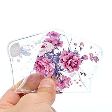 disegno Per decorativo 8 X iPhone Apple retro 05735539 iPhone iPhone Custodia Morbido Plus Per 8 iPhone TPU 8 per iPhone Fiore X Transparente Fantasia 7z4wx8q