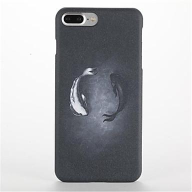 غطاء من أجل Apple iPhone 7 Plus iPhone 7 مثلج نموذج غطاء خلفي حيوان قاسي الكمبيوتر الشخصي إلى iPhone 7 Plus iPhone 7 iPhone 6s Plus ايفون