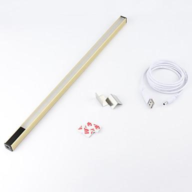 250LM Diody LED Sensor Przenośny/a 3D Przysłonięcia Łatwa instalacja Dekoracyjna Oświetlenie meblowe LED Naturalna biel DC5V