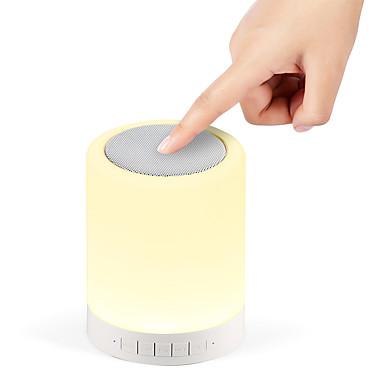 S17 przenośny inteligentna lampa z głośnikiem i wielu jasnych kolorach