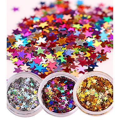 1 Glitter i Poudre Błyskotki Modny Wysoka jakość Codzienny