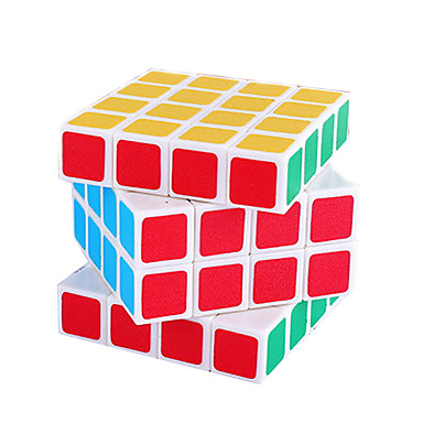 Rubik kocka Bosszú 4*4*4 Sima Speed Cube Rubik-kocka Puzzle Cube szakmai szint Sebesség ABS Újév Gyermeknap Ajándék