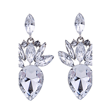 Damskie Biżuteria Artystyczny Modny euroamerykańskiej Kryształ Biżuteria Biżuteria Na Ślub Impreza Specjalne okazje