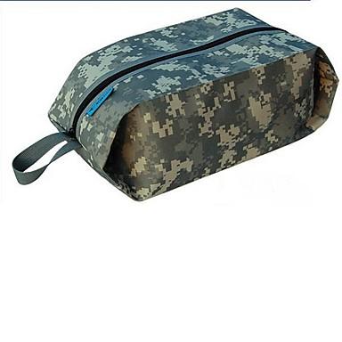 مجموعة السفر حقيبة أدوات تجميل للسفر حقيبة سفر للأحذية منظم أغراض السفر المحمول سميك تخزين السفر إلى ملابس نايلون /